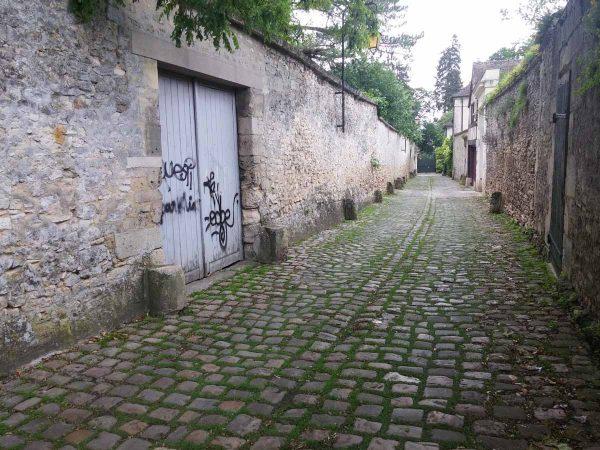 Projet de parking rue des Bordeaux